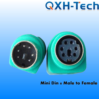 MINI DIN 6 Male to 6 Male cable
