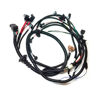 automobile wire harness manufacturers, automobile wire harness Mustang Headlight Wiring Harness